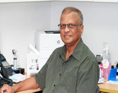 Dr S. Krishnamoorthy
